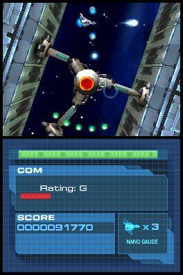 Nanostray 2 in-game screen image #2