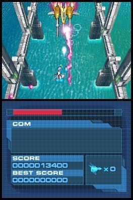 Nanostray 2 in-game screen image #1