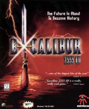 Excalibur 2555 AD package image #1