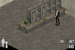Max Payne Advance  in-game screen image #1