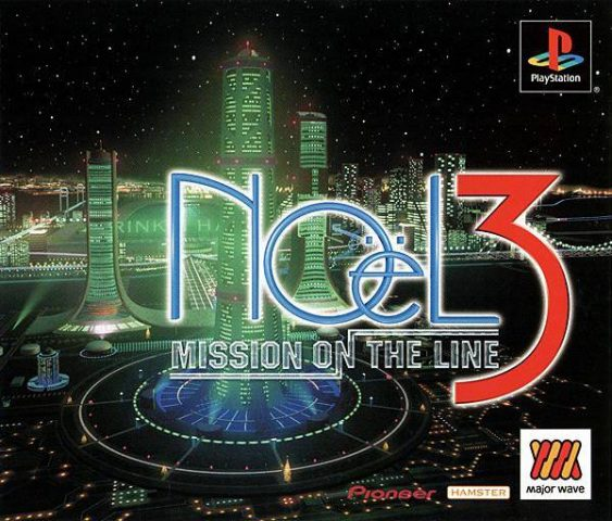 no235l 3 mission on the line 1999 by pioneer ldc ps game