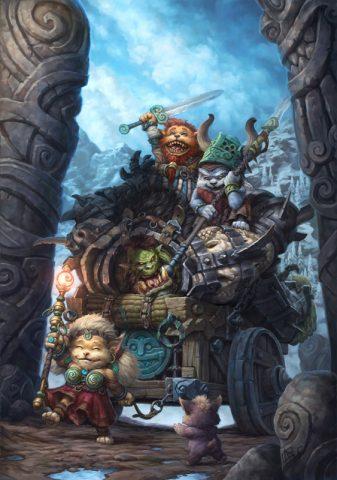 Allods Online  game art image #1