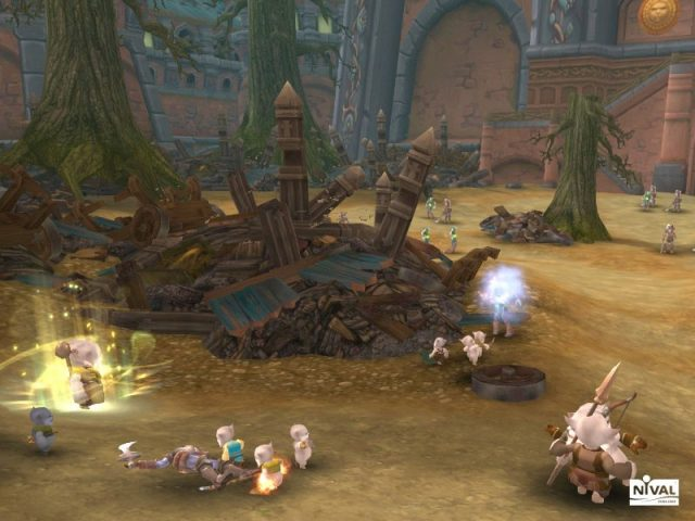 Allods Online  in-game screen image #2