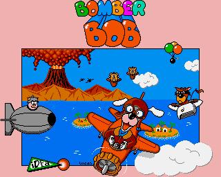 Bomber Bob title screen image #1
