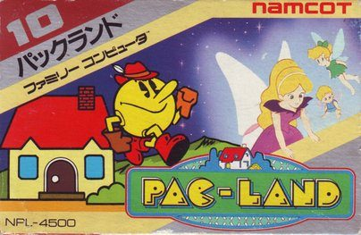 Pac-Land  package image #1