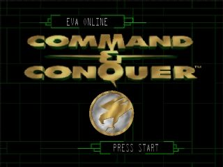 Command & Conquer  title screen image #1