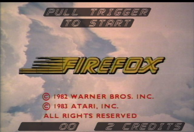 Firefox  title screen image #1