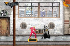 Batman Begins in-game screen image #1
