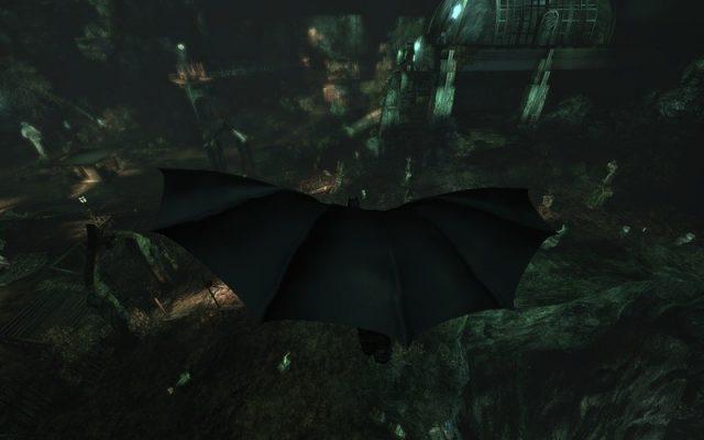 Batman: Arkham Asylum in-game screen image #1