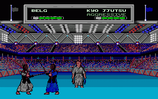Oriental Games in-game screen image #1