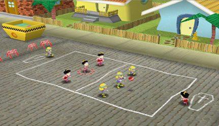 Boomerang Sports Queimada  in-game screen image #4