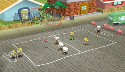 Boomerang Sports Queimada  in-game screen image #3