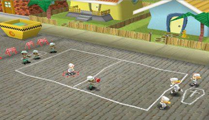 Boomerang Sports Queimada  in-game screen image #2