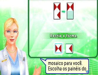 Treino Cerebral  in-game screen image #2