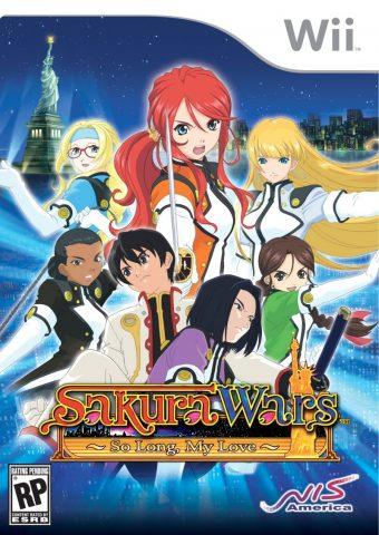 Sakura Wars ~So Long, My Love~  package image #1