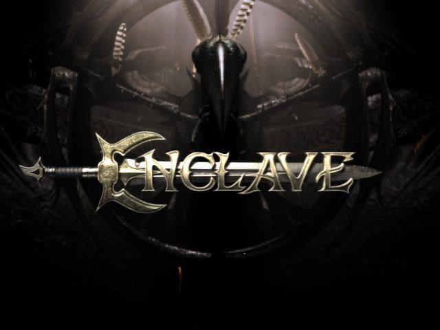 Enclave title screen image #1