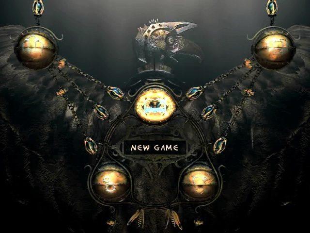 Enclave in-game screen image #3 Main menu