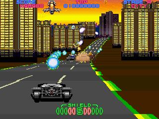 Night Striker in-game screen image #2