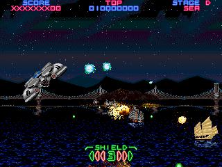 Night Striker in-game screen image #1
