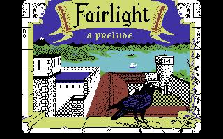 Fairlight: A Prelude  title screen image #1