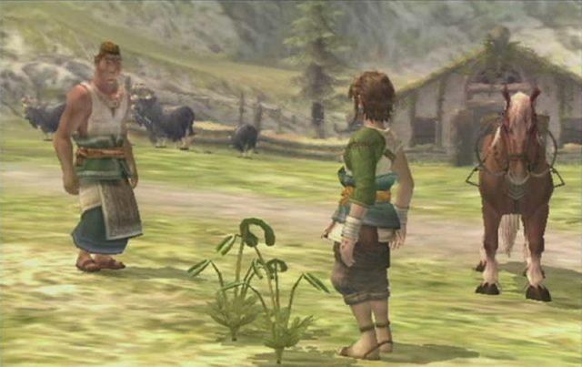 The Legend of Zelda: Twilight Princess  in-game screen image #2