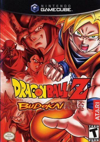 Dragon Ball Z: Budokai  package image #2