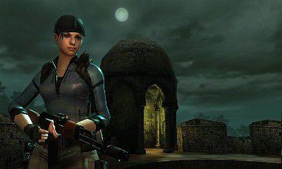 Resident Evil The Mercenaries 3D  in-game screen image #3
