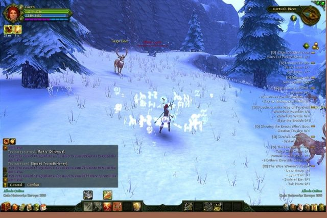 Allods Online  in-game screen image #1