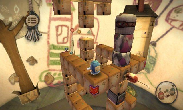 ilomilo in-game screen image #1