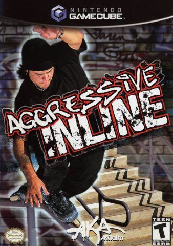 Aggressive Inline  package image #1