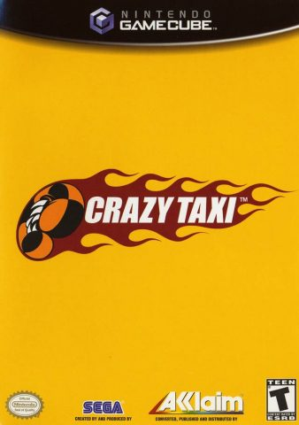 Crazy Taxi package image #1