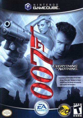 James Bond 007: Everything or Nothing  package image #1