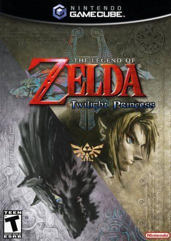 The Legend of Zelda: Twilight Princess  package image #2