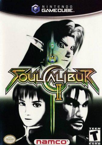 SoulCalibur II  package image #1