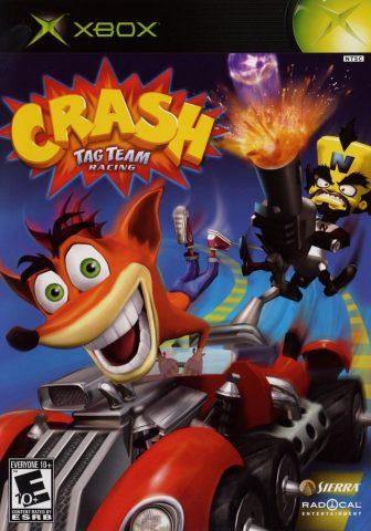 Crash Tag Team Racing package image #1