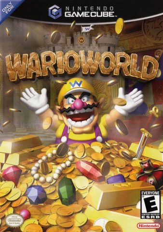 Wario World package image #1