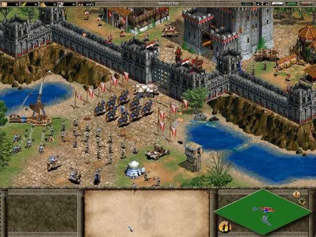 Age of Empires II: The Age of Kings  in-game screen image #3