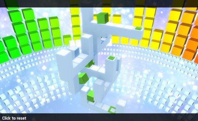 RUSH in-game screen image #1