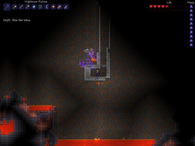 Terraria in-game screen image #2