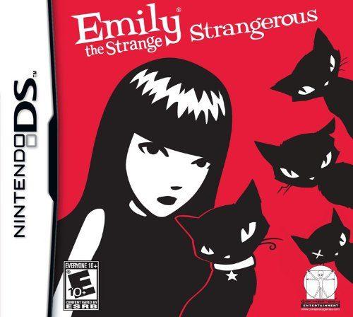 Emily the Strange: Strangerous package image #1