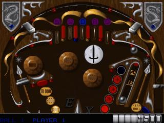 Epic Pinball  in-game screen image #1