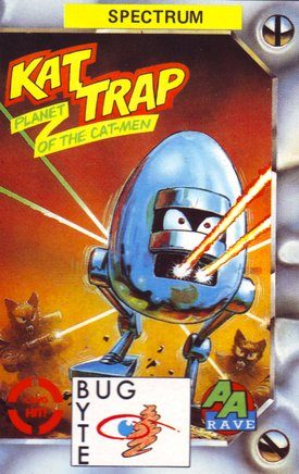 Kat Trap: Planet of the Cat-Men package image #1