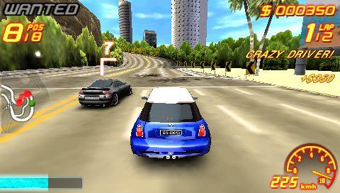 Asphalt - Urban GT 2  in-game screen image #2