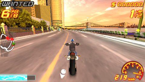Asphalt - Urban GT 2  in-game screen image #1