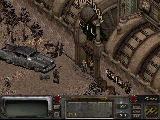 Fallout 2  in-game screen image #4