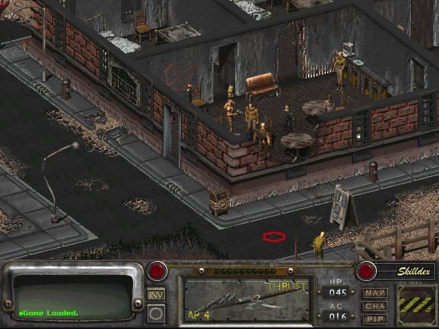 Fallout 2  in-game screen image #3