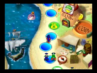 Mario Party 2 in-game screen image #1