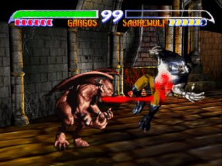 Killer Instinct Gold in-game screen image #1