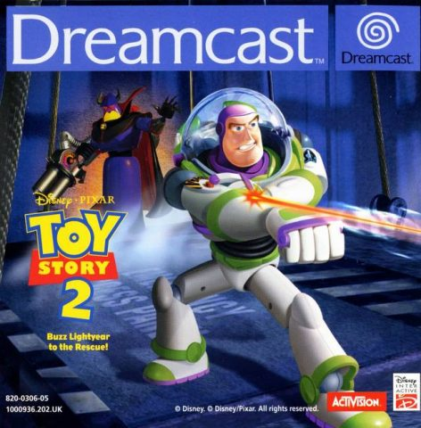 Toy Story 2: Buzz Lightyear to the Rescue  package image #1
