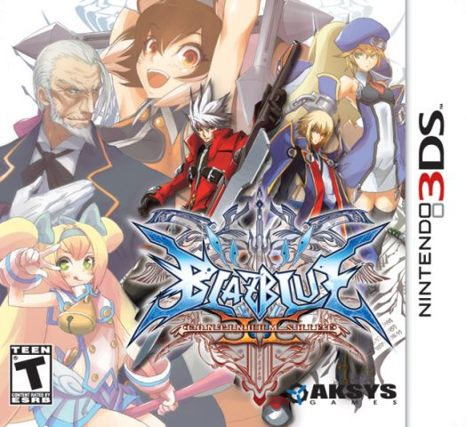 BlazBlue: Continuum Shift II package image #1